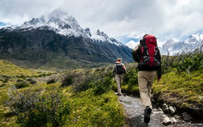 Hiking Day – Shoes and Backpacks